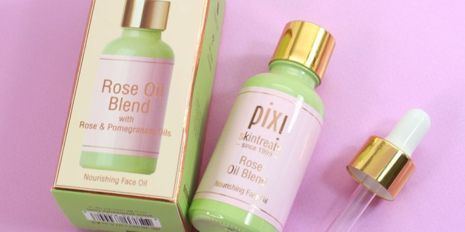 Pixi Rose Oil Blend Review