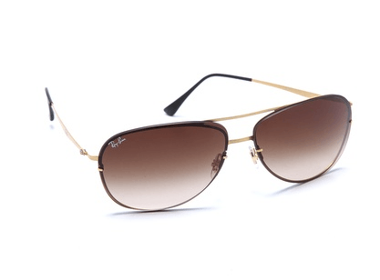 Men's Ray Ban Aviator Sunglasses East Dane