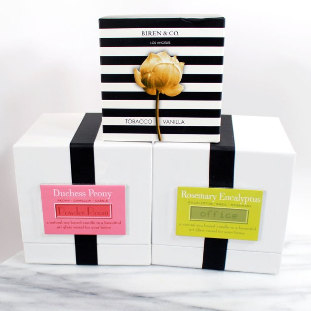 ShopBop Candles - Black Friday Sale