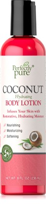 Perfecty Pure coconut body lotion review