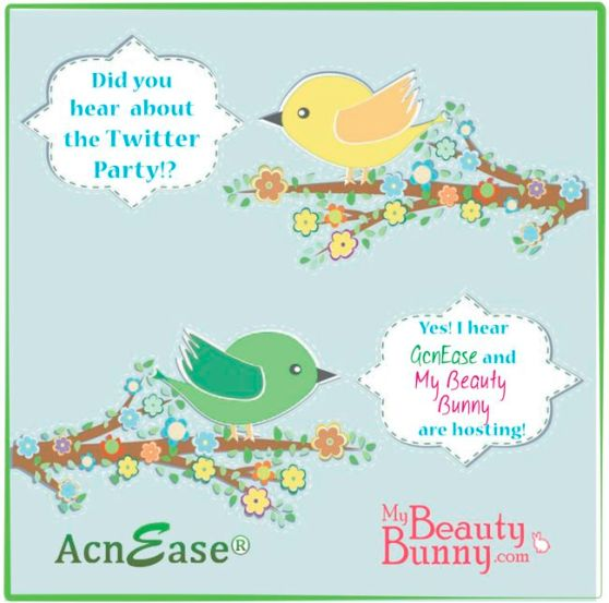 My Beauty Bunny Twitter Party