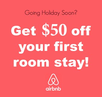 Save $50 Airbnb