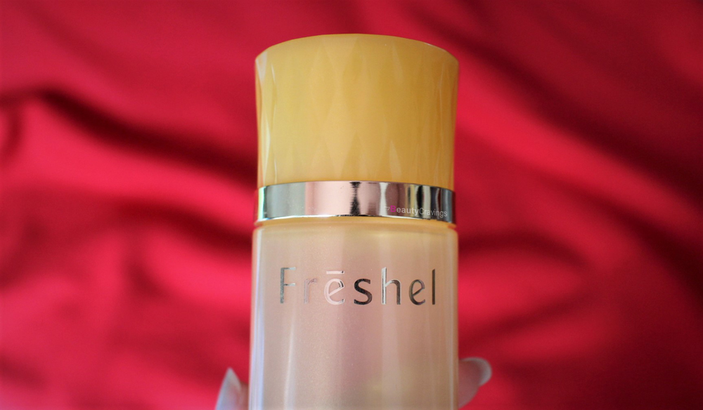 Freshel Moisture Lotion almost became my holy grail toner     Freshel Moisture Lotion