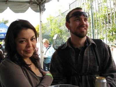 Carol and Eric Ferrer