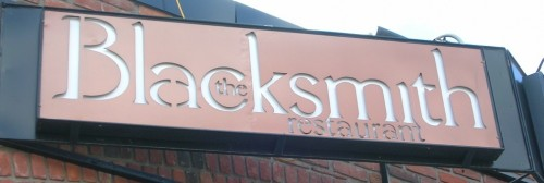The Blacksmith Restaurant