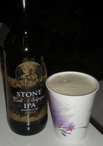 Cali-Belgique IPA from Stone Brewing