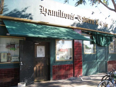 Hamilton's Tavern and Cafe, San Diego, CA