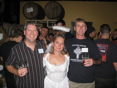 Patron Sinners and Saints Party at The Lost Abbey