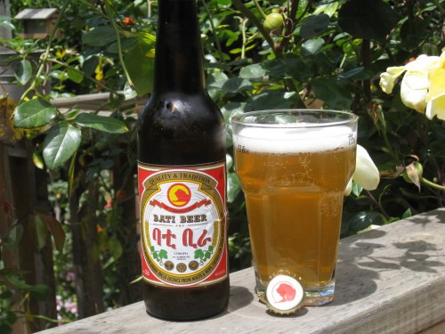 Bati Beer from Ethiopia