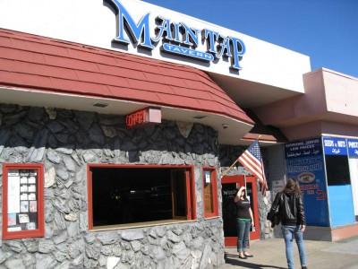 Main Tap Tavern, El Cajon, CA