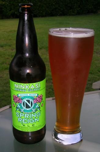Ninkasi Brewing - Spring Reign Ale