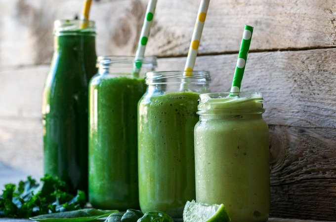 HEALTHY GREEN SMOOTHIE GUIDE – HIDE AND SEEK WITH KALE