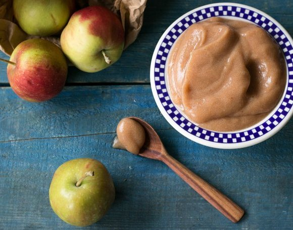 Healthy apple sauce 1