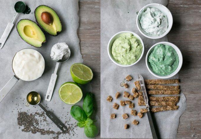 Key lime pie chia pudding_vegan and gluten-free sweet treat, myberryforest.com