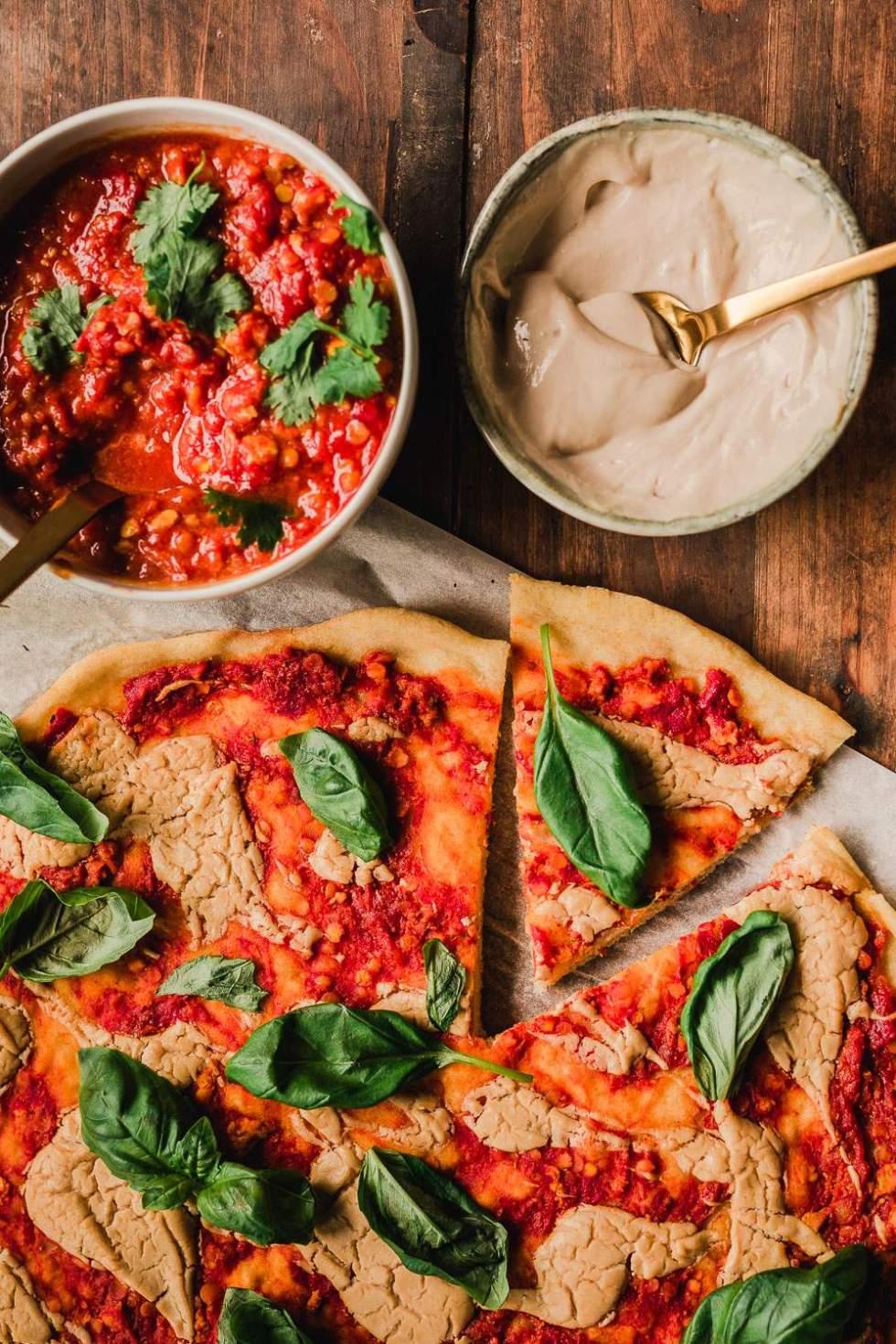 Meal preppaus 3 x resepti tomaattimurskasta