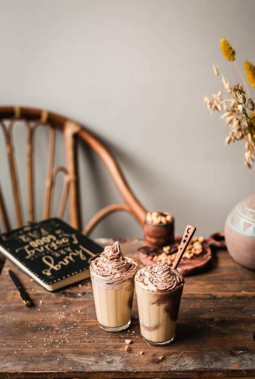 Snickersin makuinen suklaapirtelö