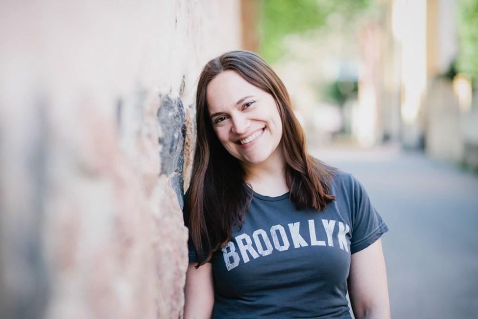 Tiina Strandberg, author of Fantastic Vegan Cookies Cookbook