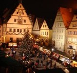 The Reiterlesmarkt in Rothenburg