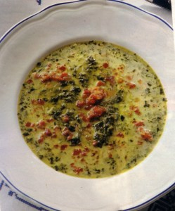 german kale soup