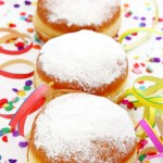Berliner Donuts - Popular German Pastry