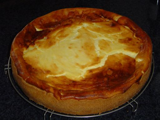 Marvelous Authentic German Cheese Cake