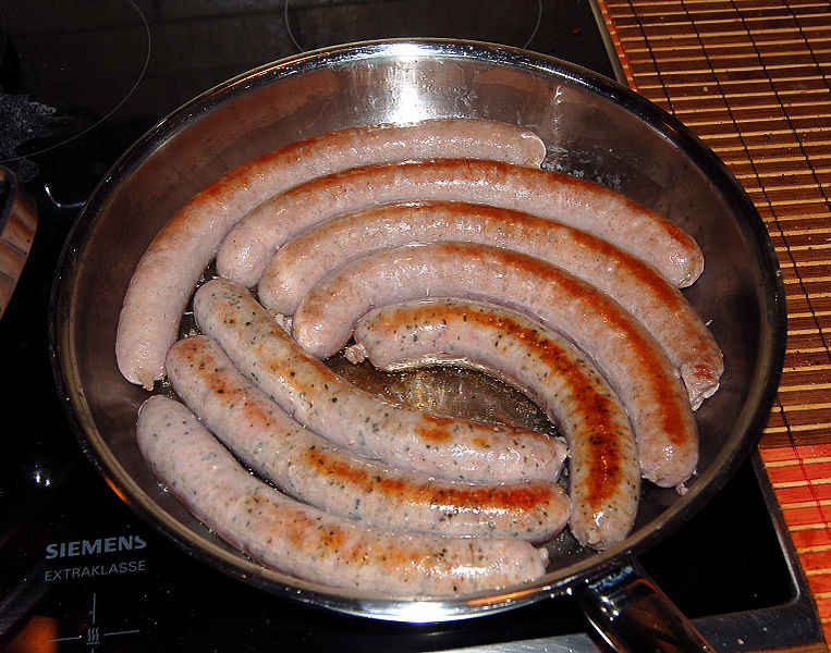 How to cook German Bratwurst • Best German Recipes