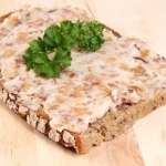 German Griebenschmalz Recipe - Lard Bread Spread