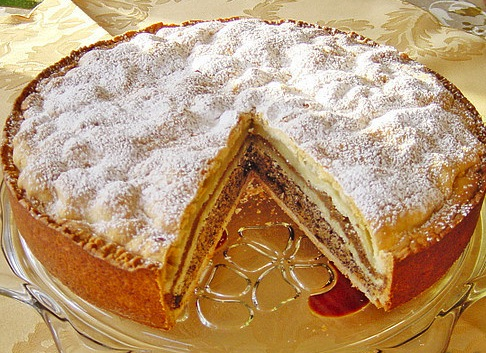 german new years cake