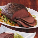 German Rotweinbraten - Braised Beef in Red Wine