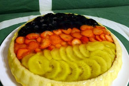 german colored cake