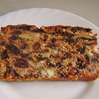 German Fruit Bread - Best Holiday Recipe