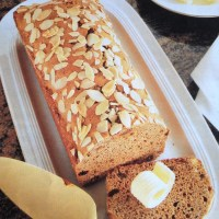 German Coffee Honey Cake - Holiday Honigkuchen