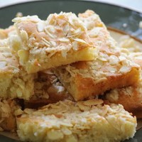 German Butter Cake Recipe - Butterkuchen