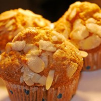 Butter Cake Muffins