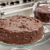 Authentic German Creamy Chocolate Cake Recipe