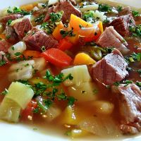 Authentic Pichelsteiner Bavarian Stew
