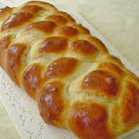 Sunday Sweet Braided Bread - Delicious German Zopf