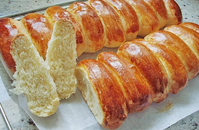 Sweet German Bread Einback