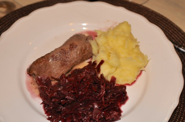 roulade red cabbage