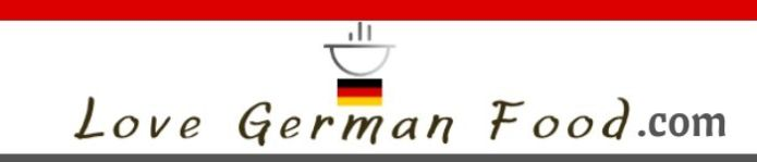 love german food