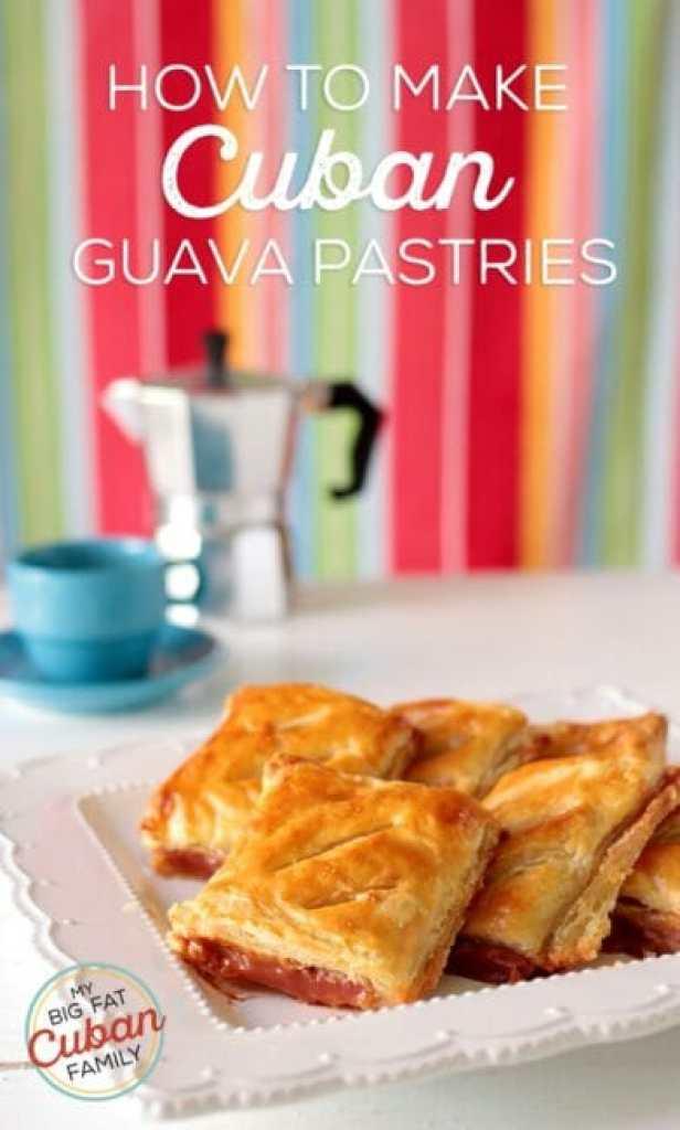 Pastelitos De Guayaba Recipe My Big Fat Cuban Family