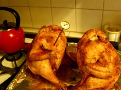 Oven Baked Beer Coke Can Chicken Recipe My Big Fat Cuban Family