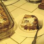 Cuban Bread Pudding Recipe