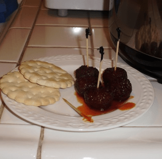 Sweet and Sour Guava Meatballs Recipe