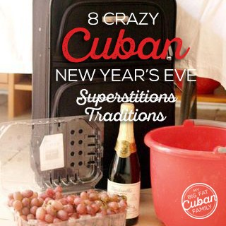 8 Crazy Cuban New Year's Eve Traditions
