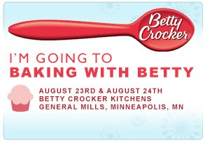 I'm Baking With Betty (don't try to stop me!)