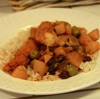 Fricase de Pollo Recipe – a lo Cubano