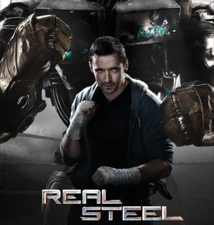 Real Steel (A review and a giveaway)