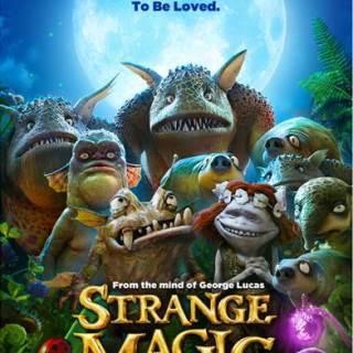 Elijah Kelley Shares the Love in Strange Magic