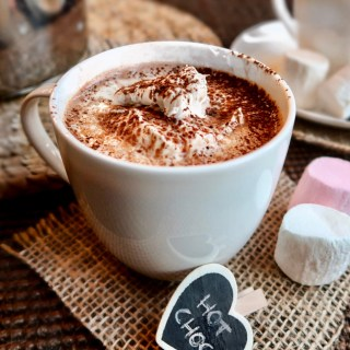 THE PERFECT HOT CHOCOLATE RECIPE